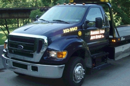 Reflective Vehicle Lettering